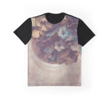Hydrangea Bouquet no. 2 Graphic T-Shirt