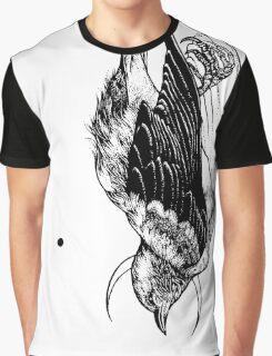 Moon Bird Graphic T-Shirt