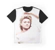 Olivia Newton-John - Greatest Hits Album Cover Graphic T-Shirt