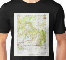 USGS TOPO Map Arkansas AR Hazen 260089 1967 62500 Unisex T-Shirt