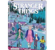 stranger things iPad Case/Skin
