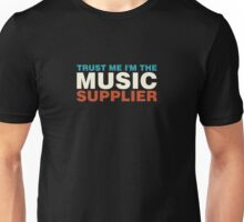 Colorful music supplier Unisex T-Shirt