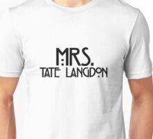 Mrs. Tate Langdon Unisex T-Shirt
