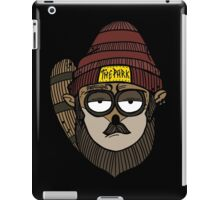 Regular Rigby iPad Case/Skin