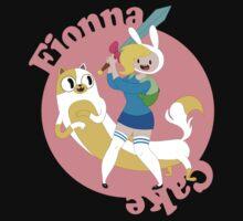 Fionna & Cake Kids Tee