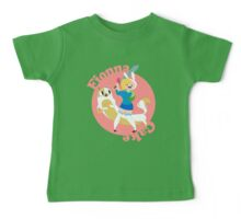 Fionna & Cake Baby Tee
