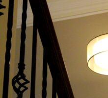 Staircase and Light   ^ Sticker