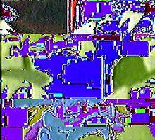 Glitch Selfie #4 by Nemesis96