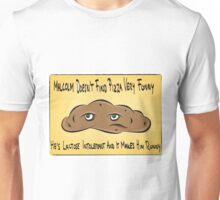 Poop Productions Presents - Malcolm Poo Unisex T-Shirt