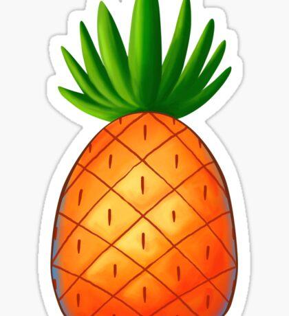 Spongebob Pineapple House  Sticker