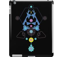 Space and Time Machine iPad Case/Skin