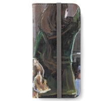 The Mary Tyler Moore Golden Retriever iPhone Wallet/Case/Skin