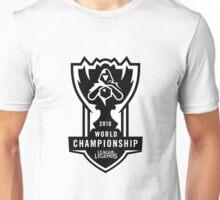 League of Legends Worlds 2016 Unisex T-Shirt