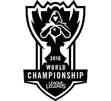 League of Legends Worlds 2016 Photographic Print