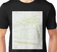 USGS TOPO Map Arkansas AR Holland 258740 1961 24000 Unisex T-Shirt