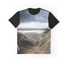 Coast...Exit and entrance. Graphic T-Shirt