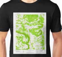 USGS TOPO Map Arkansas AR Moreland 259123 1962 24000 Unisex T-Shirt