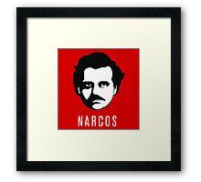 Narcos Framed Print
