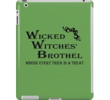 Wicked Witches' Brothel iPad Case/Skin