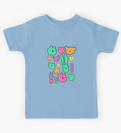 animals two Kids Clothes