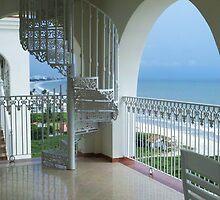 Winding Stairs by Lani Chipman
