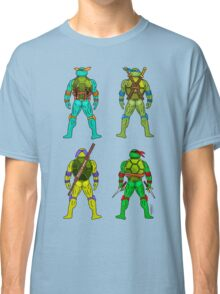 Ninja Turtles LV Classic T-Shirt