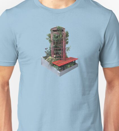 Phone Box Takeover Unisex T-Shirt