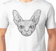 Sphinx Cat Unisex T-Shirt