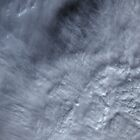 Canadian Pacific Ocean Clouds Satellite Image by Jim Plaxco