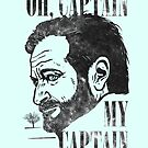 Oh Captain My Captain by Liviu Matei