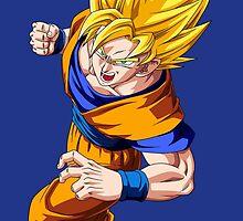 Goku by Pakitos