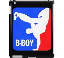 b boy iPad Case/Skin