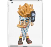 Mr Fries iPad Case/Skin