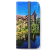 point of wiew of nuremberg iPhone Wallet/Case/Skin