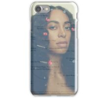 a seat at the table, solange iPhone Case/Skin