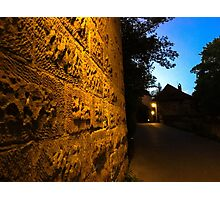 point of wiew of nuremberg Photographic Print