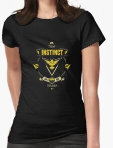 Team Instinct T-shirt Womens Fitted T-Shirt