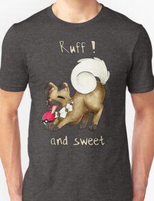 Rockruff - Ruff ! and sweet  Unisex T-Shirt