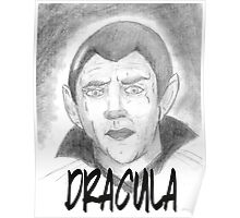 Classic Dracula inspired by Bela Lugosi Poster