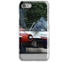 Canberra cartridge start iPhone Case/Skin