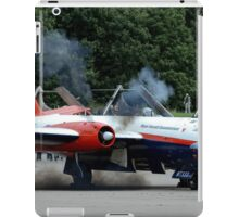 Canberra cartridge start iPad Case/Skin
