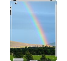 At the end of the Rainbow iPad Case/Skin