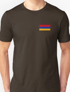 Flag of Armenia Unisex T-Shirt