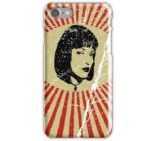 Pulp Faction - Mia iPhone Case/Skin