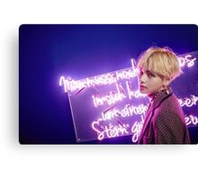 bts V wings Canvas Print