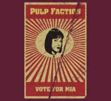 Pulp Faction - Mia T-Shirt