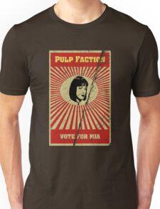 Pulp Faction - Mia Unisex T-Shirt