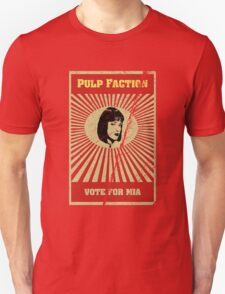 Pulp Faction - Mia T-Shirt
