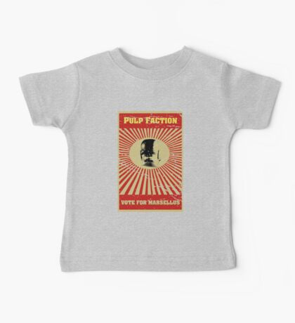 Pulp Faction - Marsellus Baby Tee