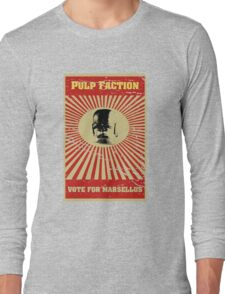 Pulp Faction - Marsellus Long Sleeve T-Shirt